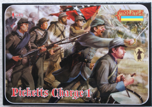 Strelets 1/72 ST0148 Picketts Charge Set 1 (ACW)